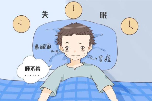 睡不好怎么办 热水澡 厚毛毯